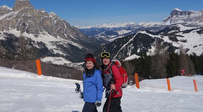 The 2015-2016 ski season begins as a dream.