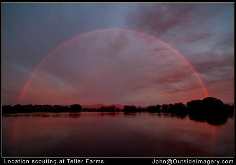 Rainbow Sunrise 2782