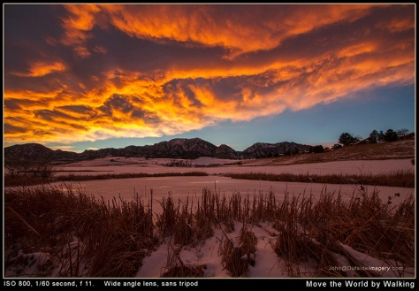 Boulder winter sunrise 0620 WP