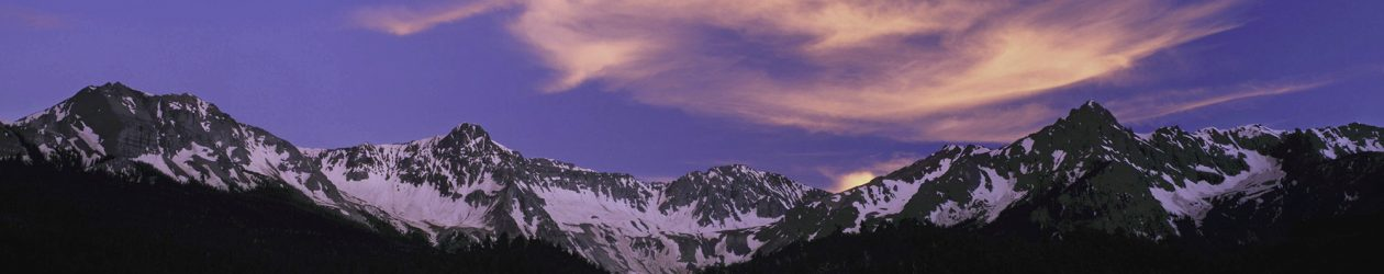 Photo Tours in Colorado & Utah.